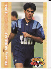 N°149 THIERRY MOREAU LE HAVRE HAC CARTE PANINI FOOTBALL FRANCE CARDS 1994