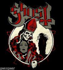 GHOST cd lgo Skeleton Priest POSSESSION Official SHIRT MED new