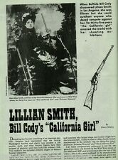101 Ranch Lillian Smith - Princess Wenona+Baker,Bates,Bullock,Cody,Eagle Shirt