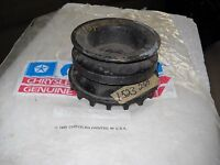 NOS MOPAR 1953-54 PLYMOUTH DODGE DESOTO CHRYSLER PULLEY GENERATOR 1523268