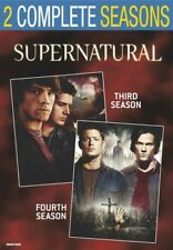 Supernatural: Season 3 And Season 4 [New DVD] Shrink Wrapped, 2 Pack, Brick, B