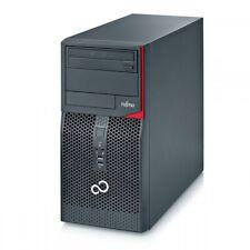 Desktop PC Fujitsu Esprimo P556 E85+, DVI-D, Intel i5-6600, Win10 Pro, B-Ware