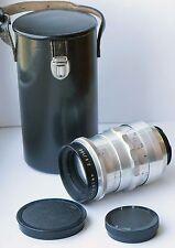 Rare! Meyer-Optik Gorlitz Trioplan 2.8/100 Rare Lens Exakta Unique Bokeh!