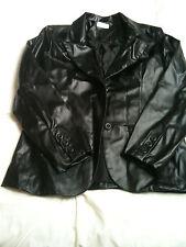 Veste - La Blanche Porte 100% polyester enduit PVC -  taille 38 ** Comme NEUF **