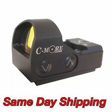 C-More Systems STS2 Small Tactical Sight Red Dot 6 MOA STS2B-6 Same Day Shipping
