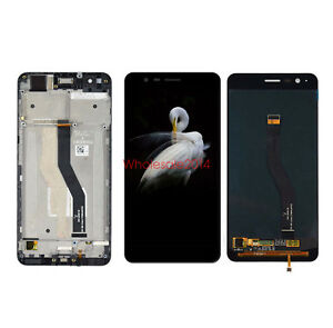 LCD SCREEN DIGITIZER TOUCH+(FRAME) For Asus ZenFone 3 Zoom S ZE553KL OK