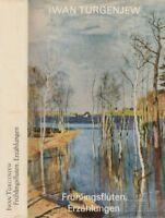 Frühlingsfluten: Turgenjew, Iwan