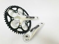 FSA Road Bike Omega Crankset 170mm 10 11 Speed 50T 34t 110BCD Shimano BB30