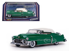 1953 CADILLAC CLOSED CONVERTIBLE GLACIER GREEN 1/43 MODEL CAR BY VITESSE 36267