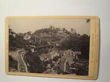 Dresde - 1899-Loschwitz-teleférico/kab Hermann Poy