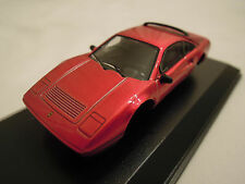 Kyosho Original Ferrari 328 GTB 1/64 Wine Red Kit New in Box, Ships from USA