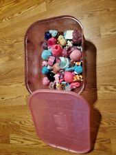 Lol Dolls Lot with Storage Case