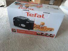 Tefal TT550015 Toast N`Egg 1200W 2 Slice Toaster And Egg Maker - Black