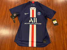 2019-20 Nike Women's Paris Saint Germain Home Soccer Jersey Small S PSG