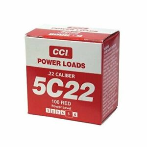 D.T. Systems Blank Powerloads Heavy Red 88118
