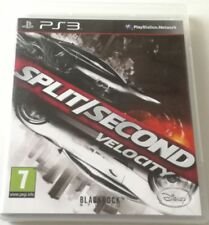 SPLIT SECOND VELOCITY GIOCO PS3 ITALIANO PLAYSTATION 3 COME NUOVO!!