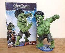 NECA The Green Hulk 2014 Marvel Headknocker Bobblehead / Nodder Bruce Banner