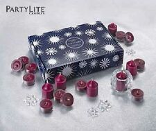 PARTYLITE Optic Brilliance Gift Set - Mulberry  **BRAND NEW IN BOX**