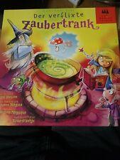 Der verflixte Zaubertrank - Drei Magier Spiele Kinderspiel ab 7 für 2-4 Spieler