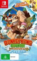 Donkey Kong Country Tropical Freeze Switch New!