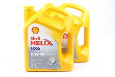 Shell Olio Helix Hx6 5 Litro 10w40 ACEA A3/b3 A3/b4 Mb229.3 VW 505.00 RN 0700