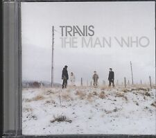 Travis the Man Who cd (post free)