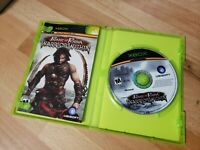 Prince of Persia: Warrior Within - Original Xbox Game -Complete & Tested A+ Disc