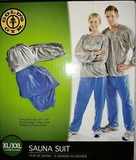 Gold's Gym Body Glove Sauna Suit