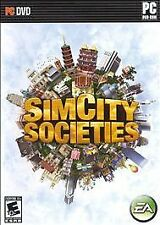 SimCity Societies PC Game Brand New Sealed