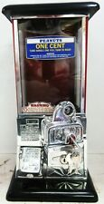 Masters Penny Operated Candy/Peanut Machine circa 1930's Fully Restored