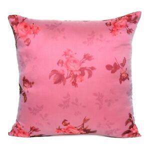 Vintage Pillow Covers Home Decor Cushion Cover Pillowcase Organza Satin Pillows