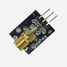 10 PCS Laser sensor Module 650nm 6mm 5V Red Laser Dot Diode Copper Head