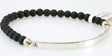 Thomas Sabo Armband  Love bridge Obsidian LBA0001-023-11-L 18,5 cm