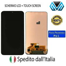 TOUCH SCREEN SCHERMO PER SAMSUNG GALAXY A51 SM-A515F A515 NERO VETRO LCD DISPLAY