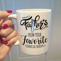Happy Fathers Day From Your Favorite Financial Burden Gifts For Dad Dad Gift