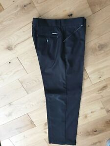 Stromberg Mens Wintra Winter Themal Golf Trousers Water Resistant 32W 31L