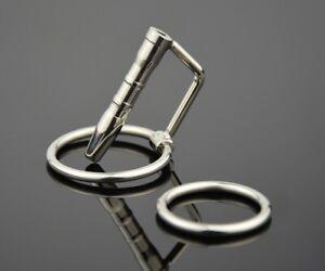 Stainless Steel Penis Urethral Plug Dilator Sounds Catheter Stretch Tube, DA-009