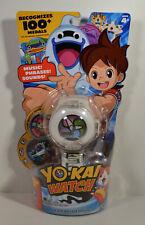 NEW 2015 Yokai Watch Music Sound Yo-Kai Hasbro Series 1 Whtie w/ 2 Coin Medals