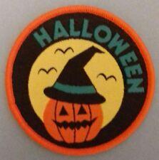 Halloween  badge/patch