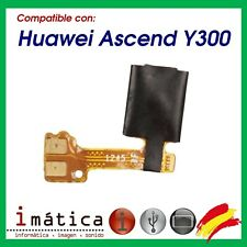 Flex on for Huawei Ascend Y300 Button Cable Power Switch on Off