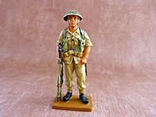 Soldat de plomb Delprado - Commando Royal Marines UK 1943 - Lead soldier WWII
