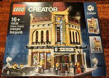 LEGO 10232 Palace Cinema CREATOR EXPERT costruzione modulare-Nuovo Di Zecca Sigillato