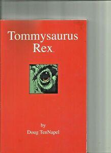 Tommysaurus Rex Trade Paperback Graphic Novel  Image Comics