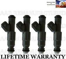 OEM Bosch Flow Matched Set Of 4 Fuel Injectors for Ford Mercuy 2.0L VIN Code 3