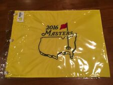 2016 Augusta National Masters Golf Pin Flag New With Tags!!