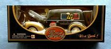 1940 FORD PEPSI-COLA VAN 1:18 DIECAST GOLDEN WHEEL 1997 BANK