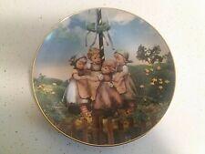 Danbury Mint Maypole M.I. Hummel Calendar Plate Collection