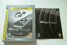 SONY PLAYSTATION 3 PS3 / Gran Turismo 5 Prologue [ Version PAL FR ]