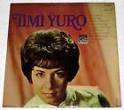 U.S. Pressing TIMI YURO Self Titled LP Record