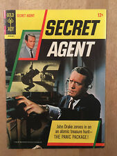 Secret Agent numéro 1 (1966) - Gold Key - TBE